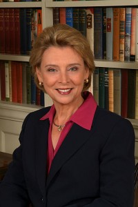 School of Law announces Cregoire Fellows Program to increase diversity in the legal profession. A photo of former Washington governor Christine Gregoire.