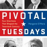 """Pivotal Tuesdays: Four Elections that Shaped the Twentieth Century"" by University of Washington professor Margaret O'Mara, was published by University of Pennsylvania Press."