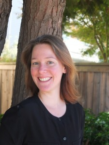 Brandi Cossairt, UW assistant professor of chemistry and 2015 Packard Fellow.