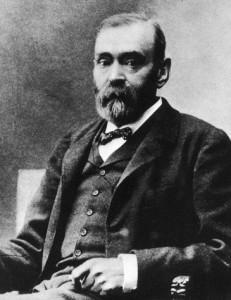 Alfred Nobel (1801 - 1872).
