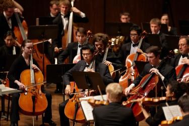 UW Symphony performs on Nov. 6.