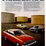 Photo of 1970s Datsun ad