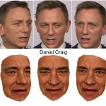 UW researchers reconstructed have 3-D models of celebrities such as Tom Hanks from  Internet photo collections. The models can be controlled by photos or videos of another person.