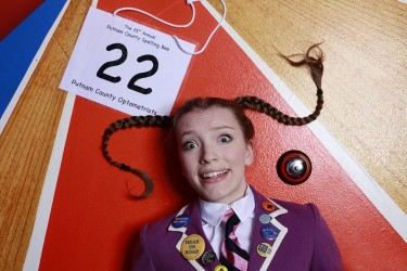 The 25th Annual Putnam County Spelling Bee starts previews January 27.