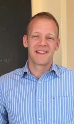 UW assistant professor of physics Christopher Laumann.