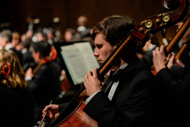 UW Symphony performs music by Tchaikovsky, Stravinsky and more, February 12.