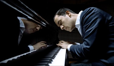 Igor Levit performs a solo piano recital, February 10