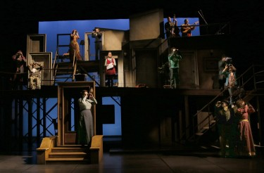 UW Drama's co-production with Seattle Children's Theatre ends March 20.