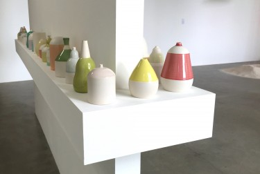 See works by this year's class of 3D4M graduates at the Jacob Lawrence Gallery.