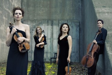Daedalus Quartet performs at Meany Hall for one night, April 29.