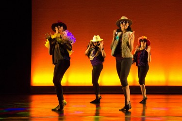 MFA Dance Concert, May 18-22.