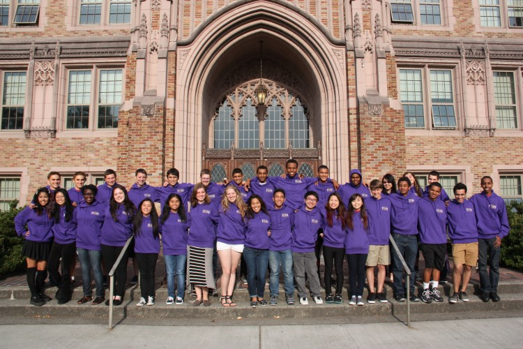 The UW STARS program, which offers engineering students from economically or educationally disadvantaged backgrounds extra academic support, will receive a one-time grant of $2.2 million from the Opportunity Expansion Fund passed by the Washington Legislature and funded by Microsoft.