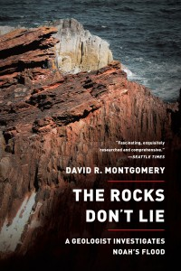 UW geologist David Montgomery is the author of a 2013 book that looks for the geological basis for Noah's flood and other traditional stories.