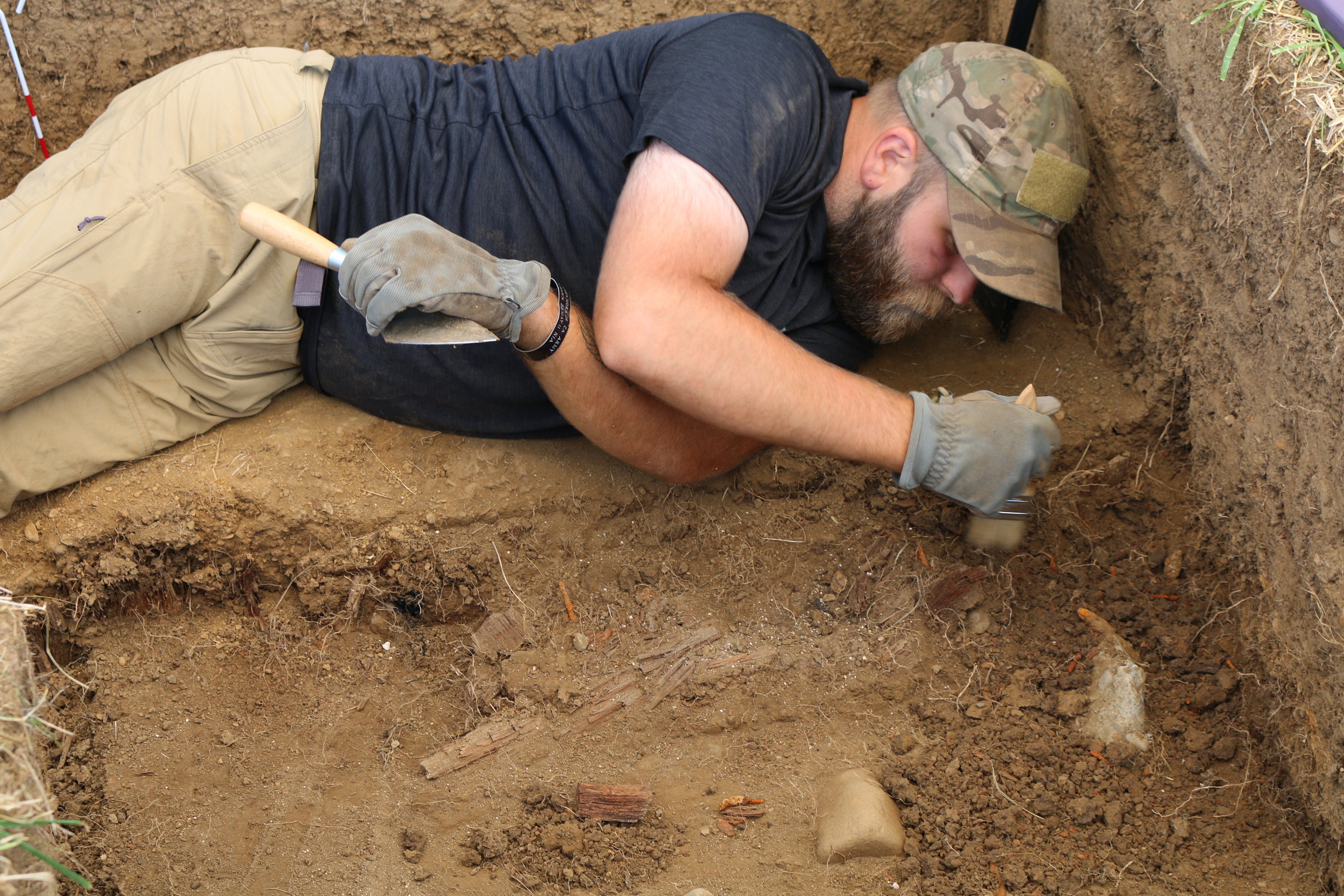 UW archaeology field school unearths 'treasure trove' of
