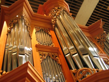 UW's Littlefield Organ