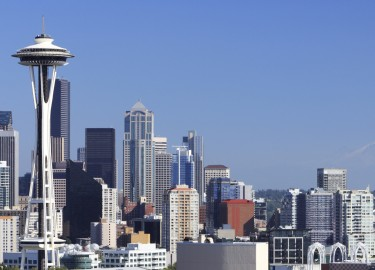 Image of Seattle skyline