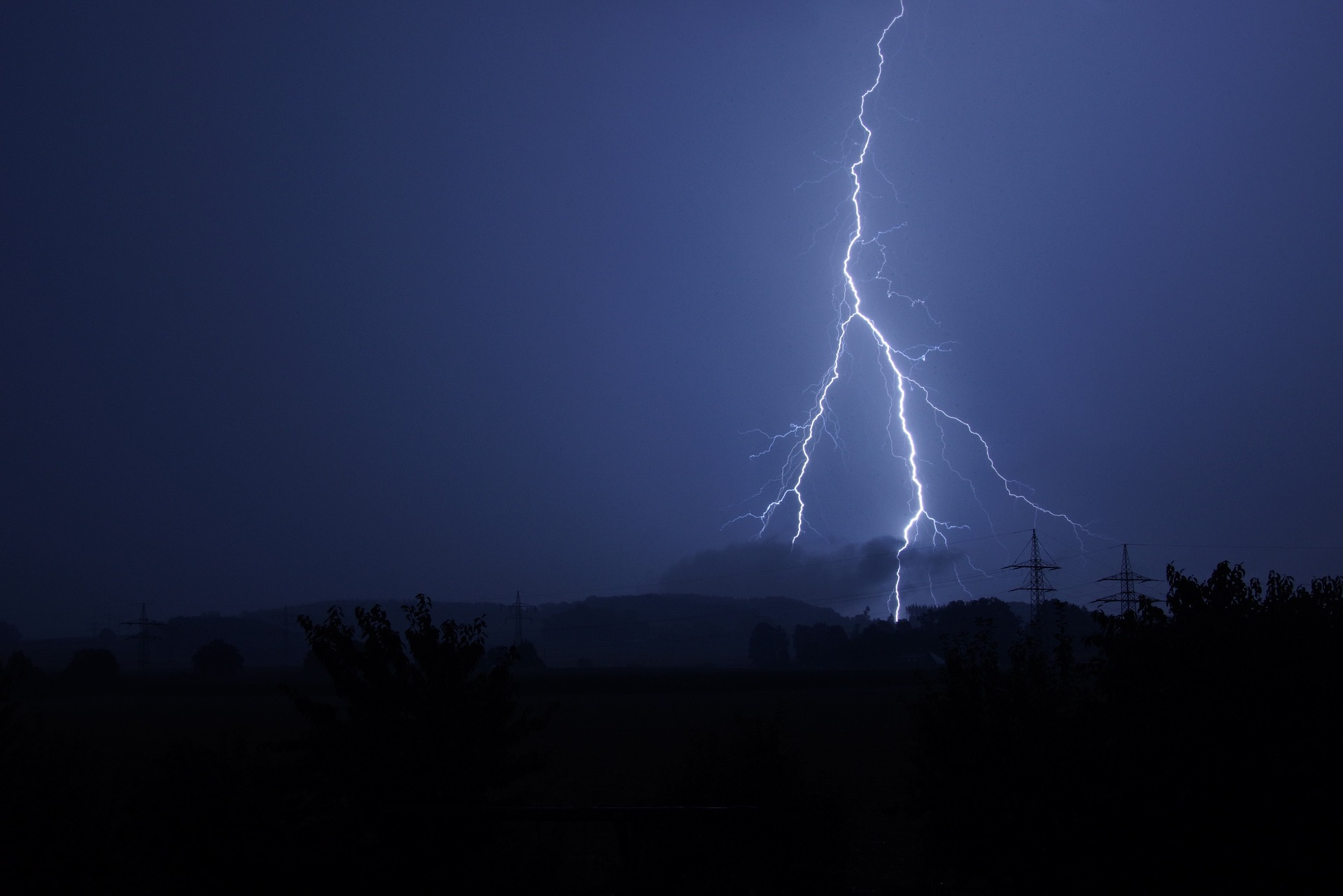 How Lightning Strikes Can Improve Storm Forecasts