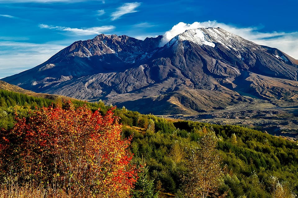 New Study Co Aut D By Uw Geologists Looks At What Lies Below Mount St Helens