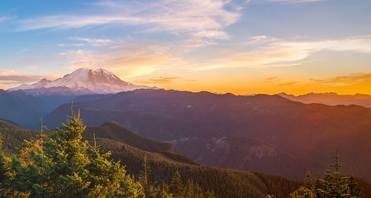 Rainier horizon