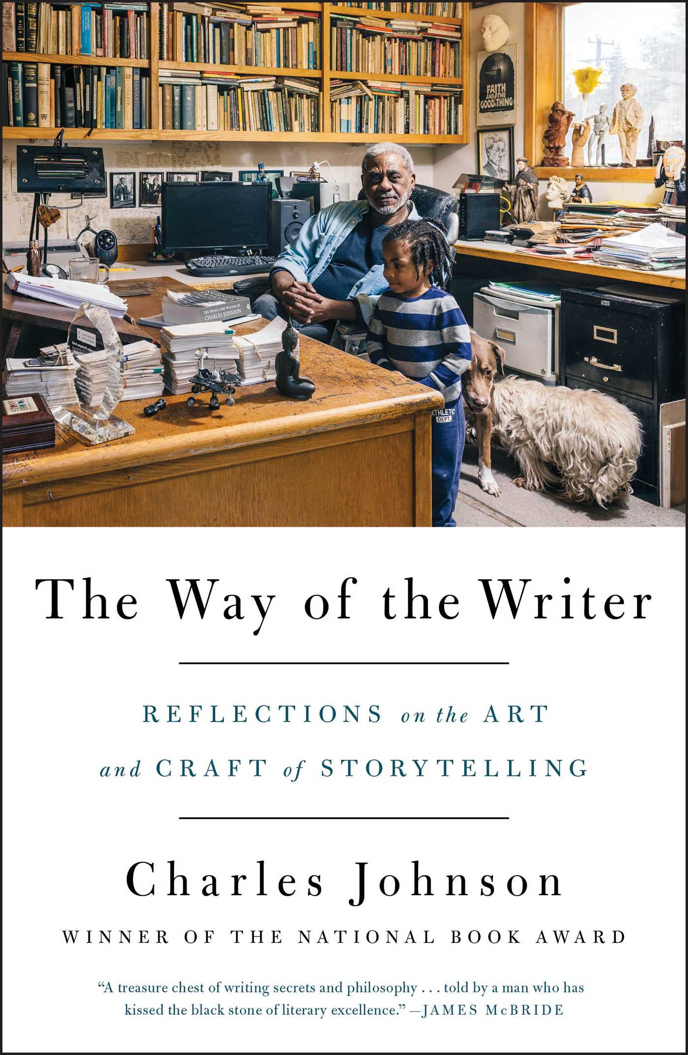Practical personal thoughts on storytelling in charles johnsons the way of the writer reflectioins on the art and craft of storytelling malvernweather Images