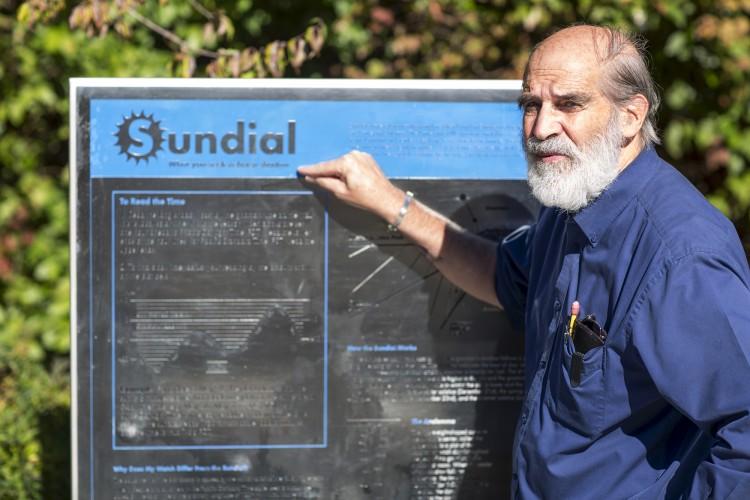 "Woodruff T. (""Woody"") T. Sullivan III, professor emeritus of astronomy."