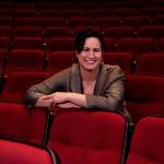 Michelle Witt, executive/artistic director for the Meany Center for the Performing Arts. Story is about visiting Step Afrika! dance troup and the celebration of 100 years since UW-related artist Jacob Lawrence was born.