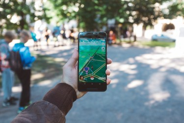Some parents felt better about allowing their children to play Pokemon GO, compared to other forms of screen time, because it motivated them to go outdoors.