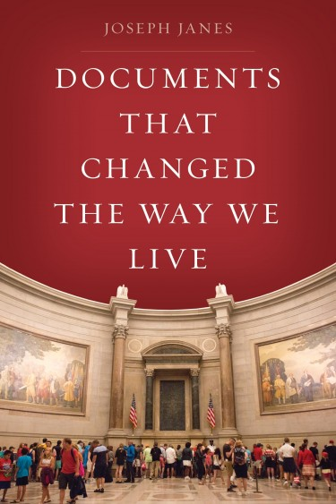 """Documents that Changed the Way we Live"" by UW Information School associate professor Joe Janes, was published this month by Rowman & Littlefield."
