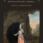 """London in a Box: Englishness and Theatre in Revolutionary America"" by UW drama professor Odai Johnson was published in late spring 2017 by University of Iowa Press. The cover shows actress Nancy Hallam as the character Imogen in Shakespeare's ""Cymbeline,"" in a painting by Charles Willson Peale, 1771."