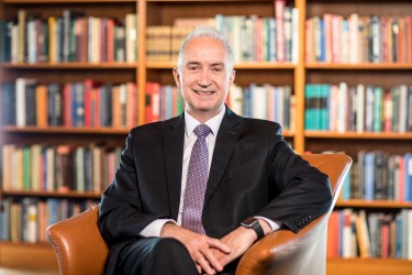UW Information School Dean Harry Bruce