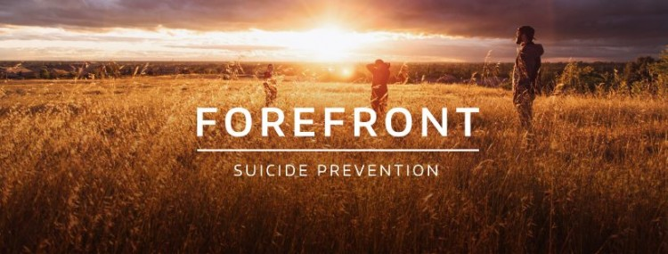 Forefront Suicide Prevention is kicking off its Safer Homes Suicide Aware campaign on Sunday.