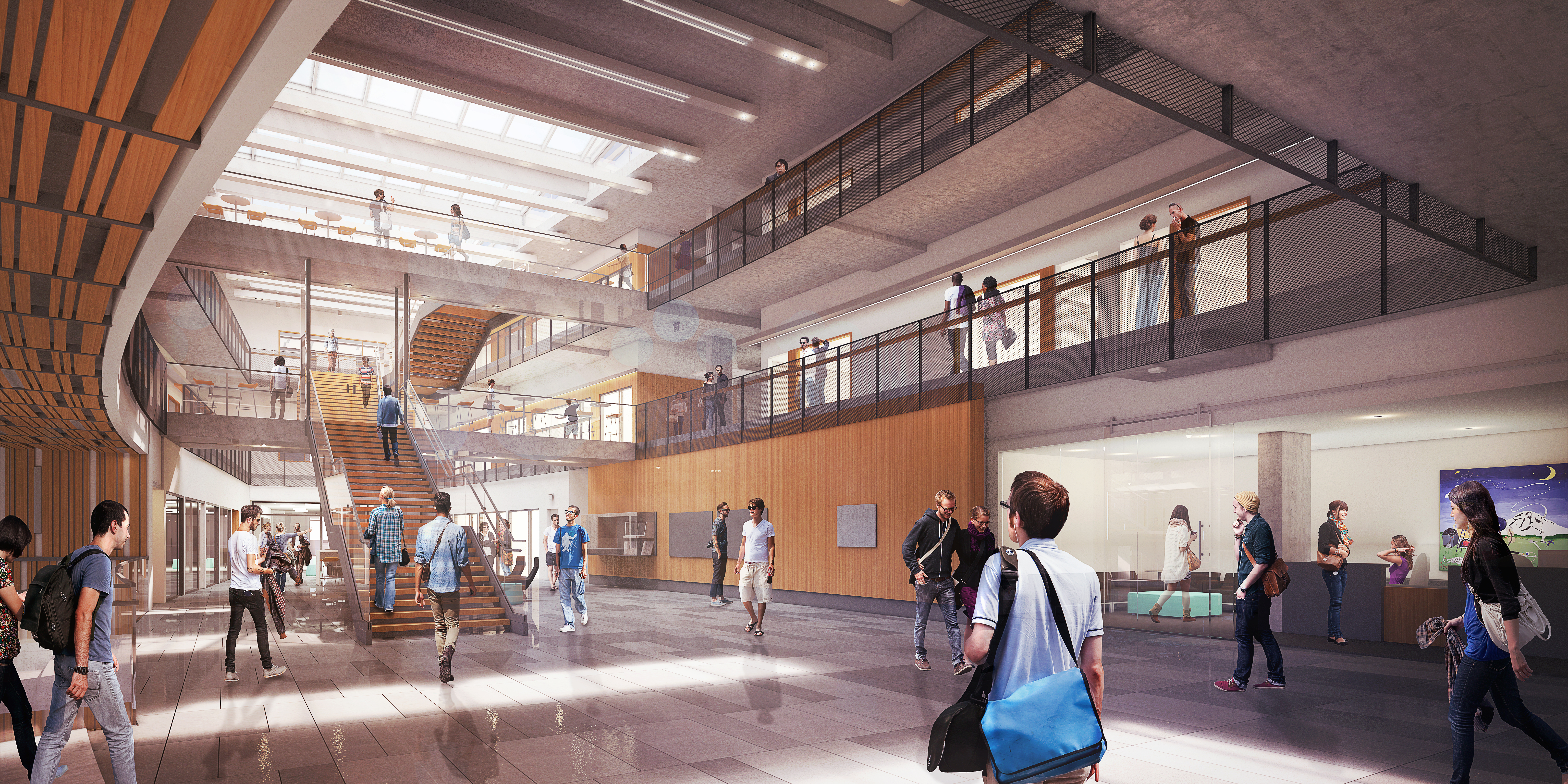 Uw Names Second Cse Building The Bill Melinda Gates Center For