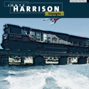 Jonty Harrison, Voyages Poster