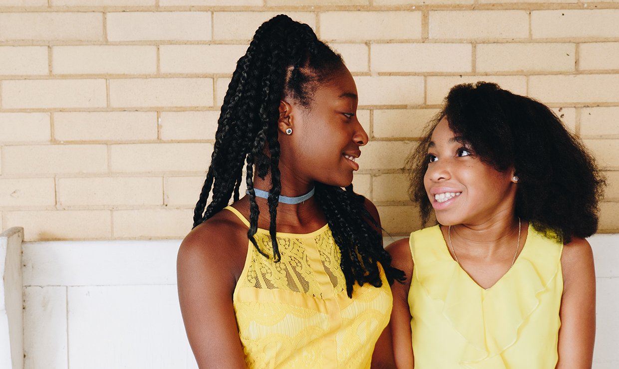 A University of Washington study examined the role of a cultural enrichment curriculum in improving African-American girls' confidence and engagement in school.