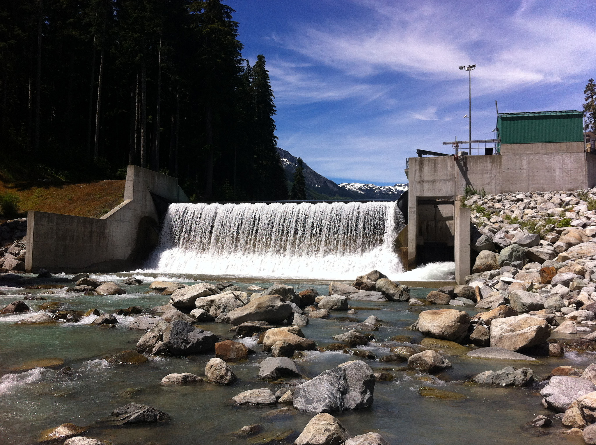 Small hydroelectric dams increase globally with little research ...