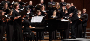 Chamber Singers and University Chorale