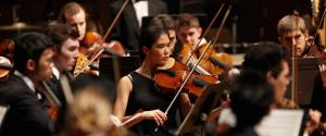 UW Chamber Orchestra with Melia Watras, viola