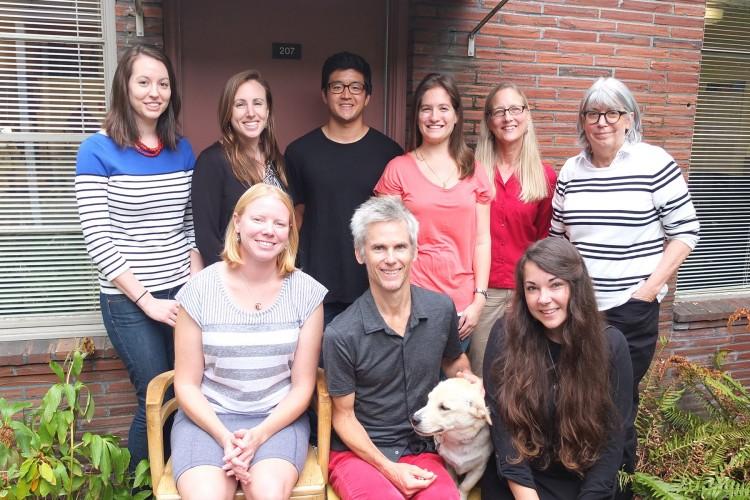 2014 class of Washington Sea Grant state policy fellows