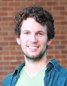 Matthew Crane headshot
