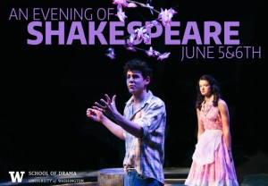 An Evening of Shakespeare