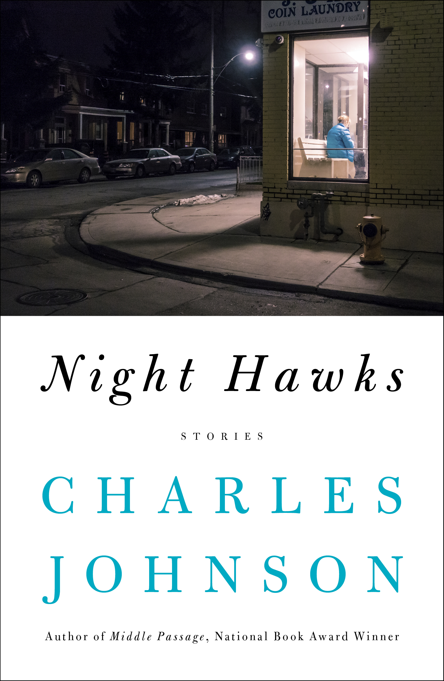 Author Charles Johnson With New Story Collection Night Hawks Out