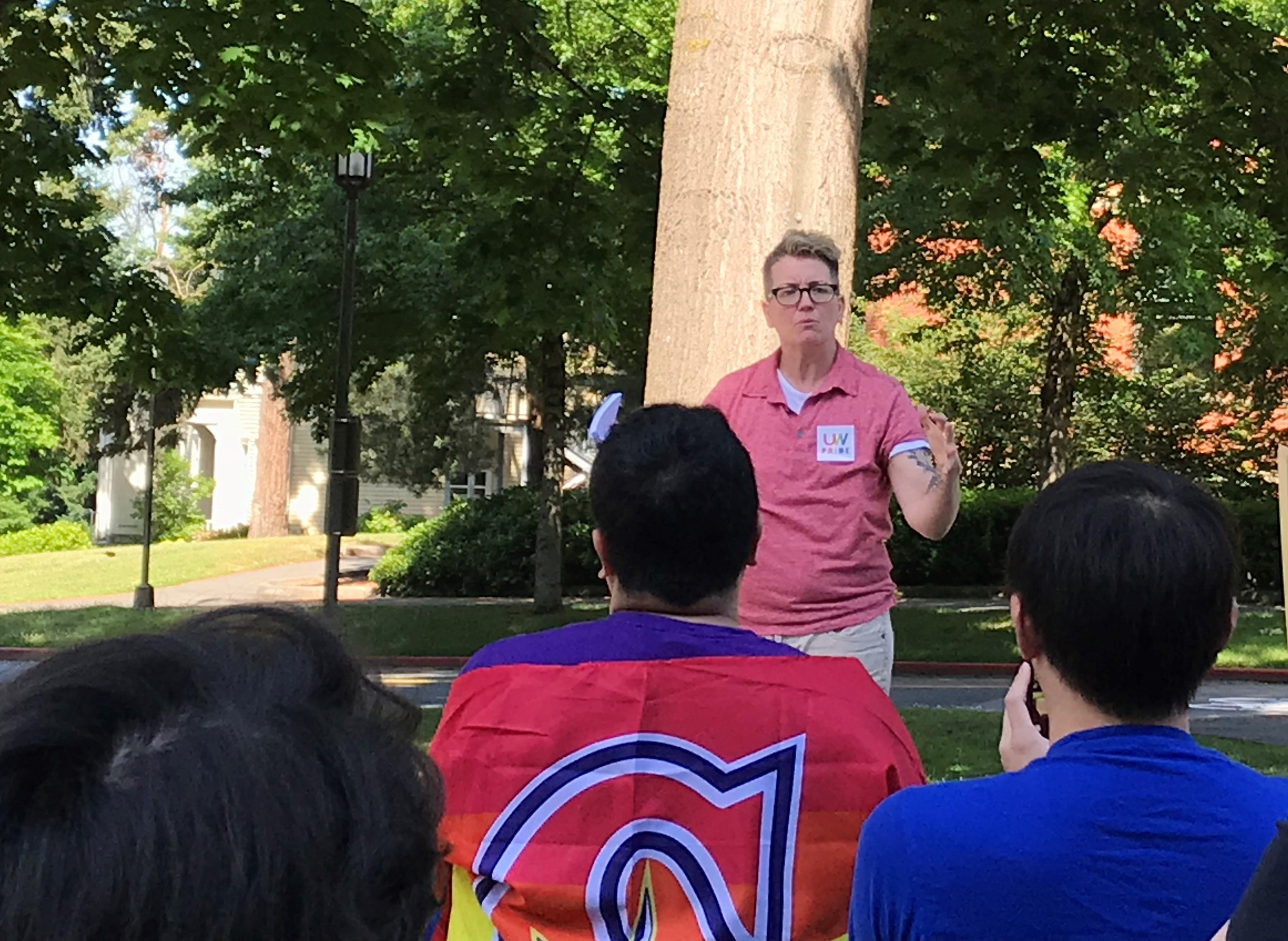 UW Q Center Launches LGBT Policy Study Abroad Program