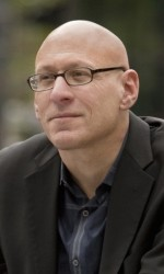 """David Shields -- UW profesor of English and author of new book """"Nobody Hates Trump More than Trump: An Intervention"""""""