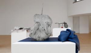 Martha Friedman: Castoffs [installation view, Henry Art Gallery, University of Washington, Seattle]. 2018. Photo: Mark Woods, courtesy of the Henry.