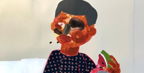Clotilde Jiménez: Apple of My Eye