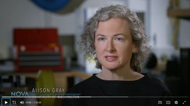 Alison Gray on PBS