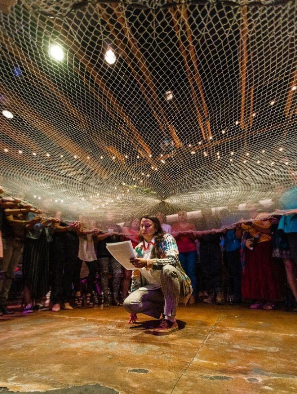 Uw Dance Program Builds On Its >> Artsuw Roundup Programs With Los Angeles Based Artist Carolina