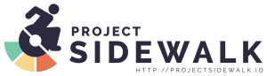 Project Sidewalk logo