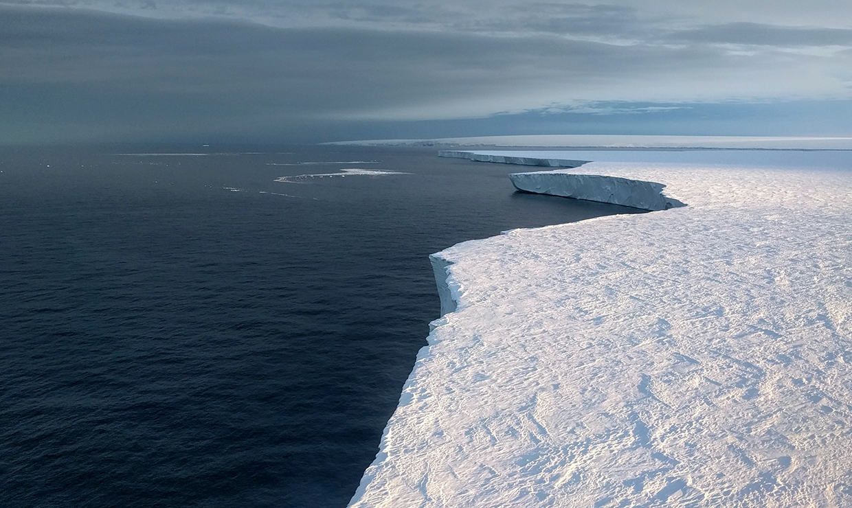 First evidence of human-caused climate change melting the West Antarctic Ice Sheet