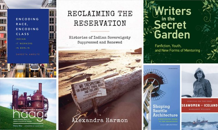 UW books in brief: Tribal sovereignty and the courts